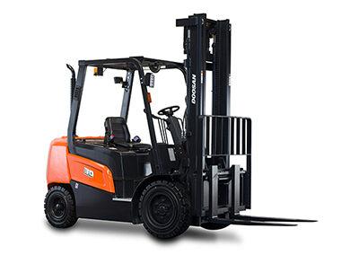 Serie NX Plus  2,0 bis 3,5 Tonnen